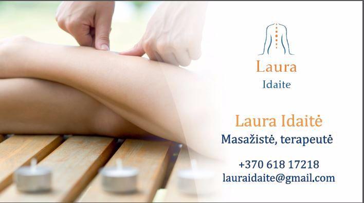 New line kūno terapijos namai