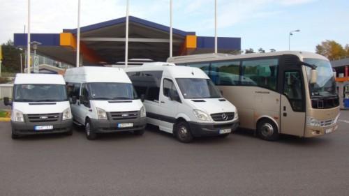 Mikroautobusų nuoma Vilniuje ATN BUS RENT, UAB 861550000