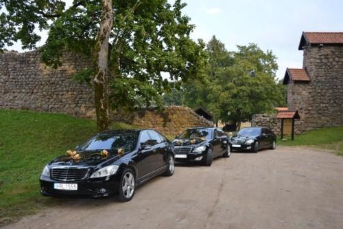 Prabangių Mercedes Benz automobilių nuoma