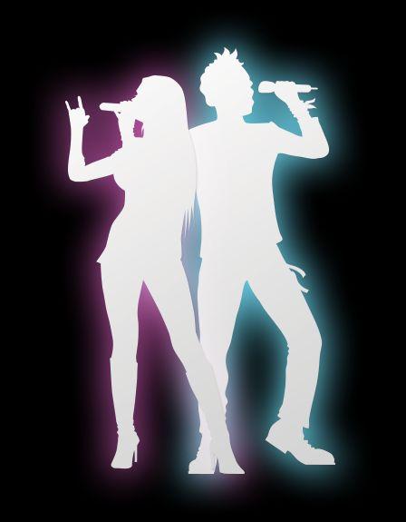 Karaoke vakaras bus tuoj pas Jus   (Veida)