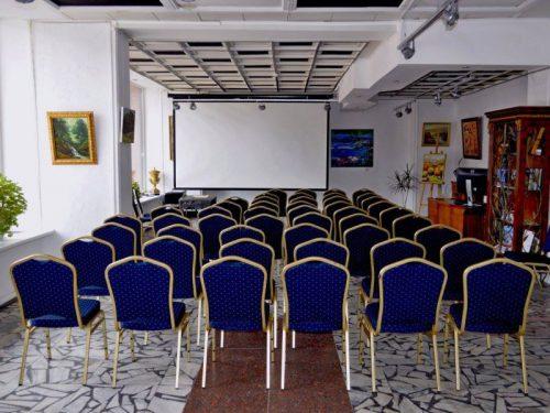 Patalpos renginiams ir konferencijoms Visagine (su įranga)