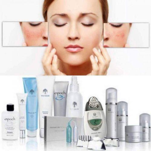 Galvanic SPA II veido odos jauninimo ir drėgmės atstatymo procedūra