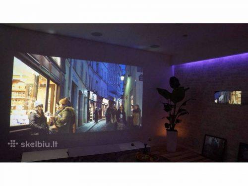 Video projektoriaus nuoma Vilniuje