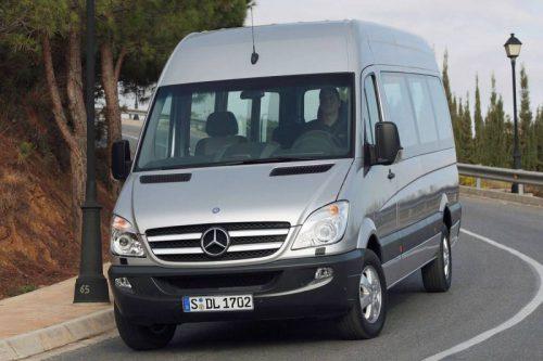 Keleivinių ir krovininių mikroautobusų nuoma