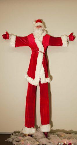 Aukščiausias Kalėdų Senelis ir jo stebuklingas maišas
