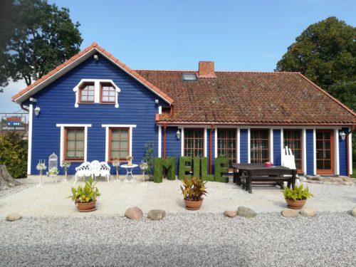 """Kaimo turizmo sodyba """" Mėlynas namas """""""