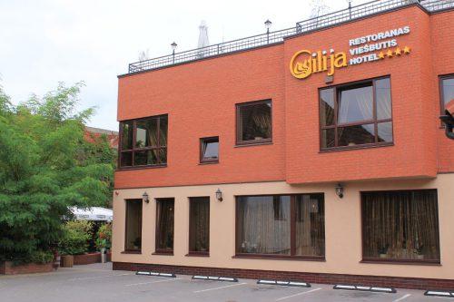"""Restoranas – viešbutis """"Gilija"""""""