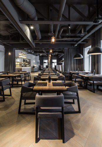 Restoranas …Grey
