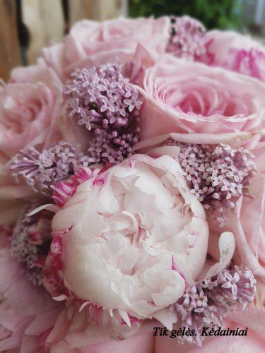 Tik gėlės.Kėdainiai