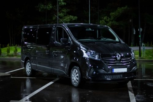 Renault Trafic/Opel Vivaro nuoma