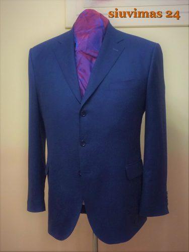 Nestandartinių dydžių vyriškų drabužių siuvimas