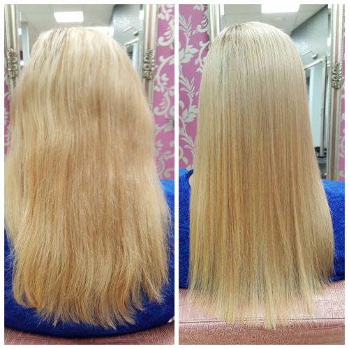 Vitaker HYDRAMAX- plaukų botokso terapija