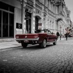 Ford Mustang Lithuania