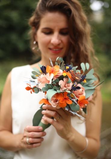 Poviart flowers