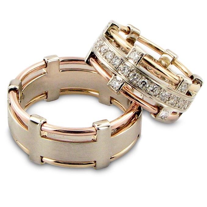 Individualūs vestuvinių žiedų užsakymai ir gamyba