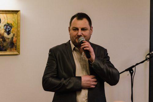 Renginių vedėjas Modestas Stramkauskas