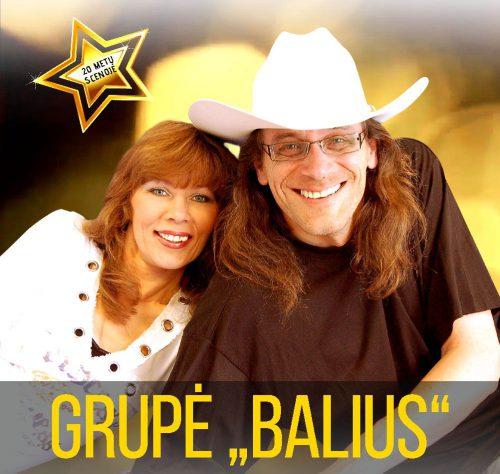 """Grupe """"BALIUS"""""""