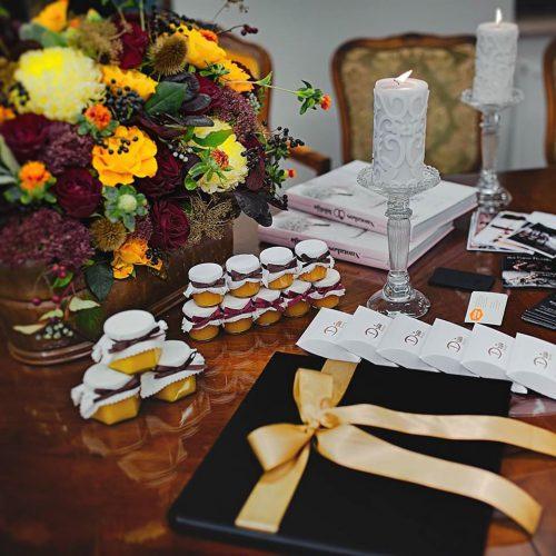 Saldžios dovanėlės svečiams, dovanos jaunavedžiams