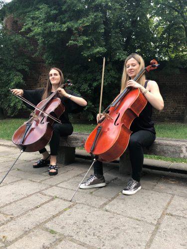 Violončelių duetas