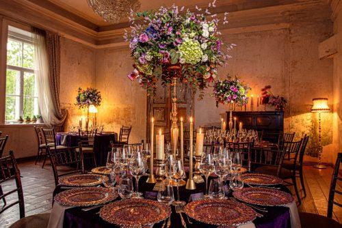 Šventinės puokštės, gėlės ir floristika