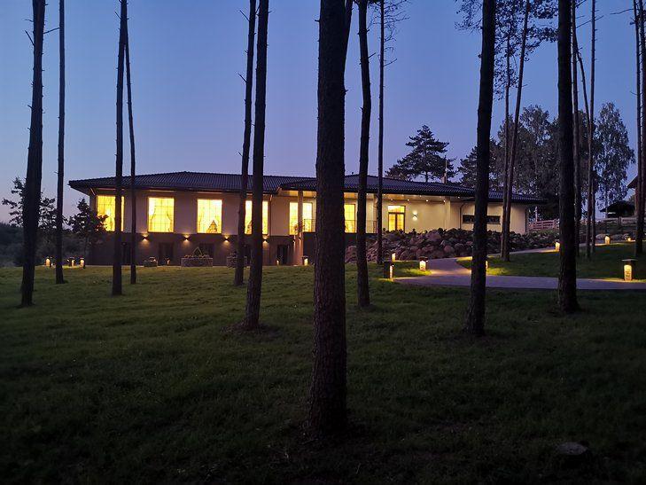 sodybų kompleksas Villa Eva