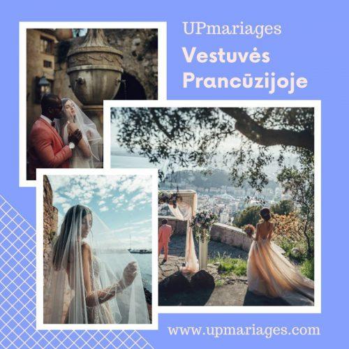 Vestuvės Prancūzijoje, vestuvių planavimas, renginių organizavimas
