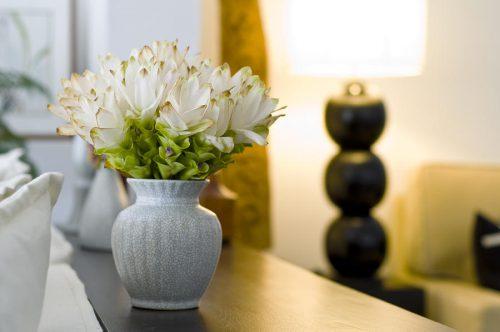 Patarimai, kaip gėlių pagalba galite dekoruoti savo būsto interjerą