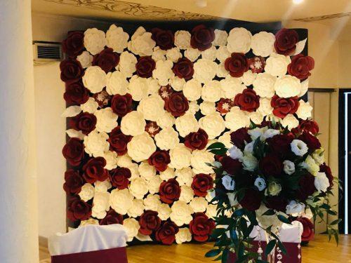 Gėlių sienelė