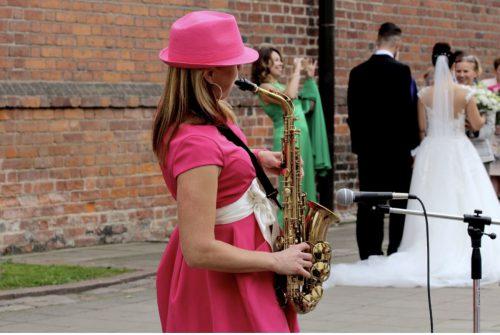 Saksofoninke Julija- gyva muzika🎷🎶🎶❤️🤗🇱🇹