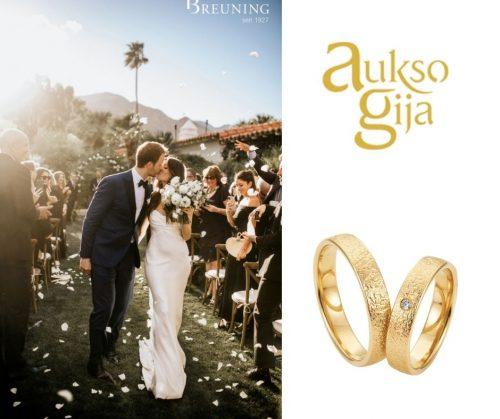 Vestuvinių žiedų gamyba – išpildykite savo svajones