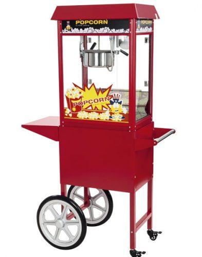 Popcorn aparatų nuoma